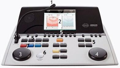 audiómetro